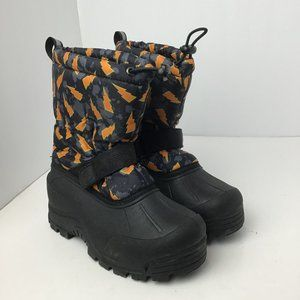Northside Toddler Boys Frosty Winter Boots Size 2